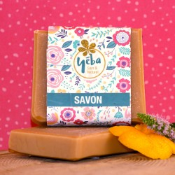 Savon naturel Orange Patchouli
