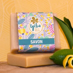 Savon naturel Citron Bergamote
