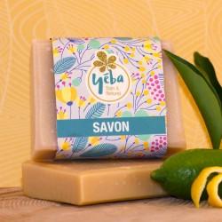 Savon Bio naturel Citron...