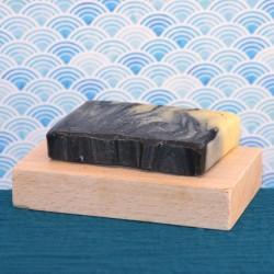 Porte savon en bois de Hêtre